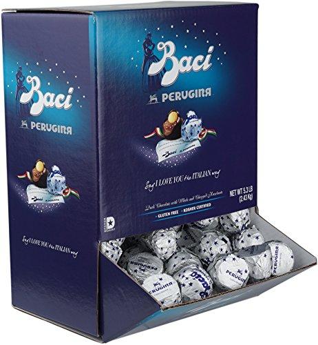 Perugina Baci Classic Dark Display Box, Dark Chocolate, 5.3 Pound by Perugina (Image #11)