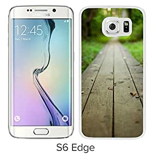 New Beautiful Custom Designed Cover Case For Samsung Galaxy S6 Edge With Going Home (2) Phone Case