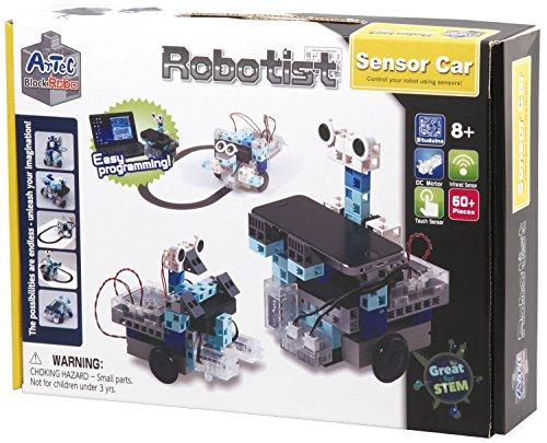 Robotist Sensor Car Electronic Robotic Building Kit (Computer Build Your Own compare prices)