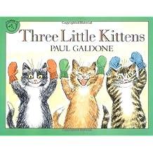 Three Little Kittens Book & Cassette