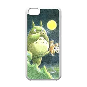 Personalized Durable Case Cover for iPhone 5C with Brand New Design Totoro wangjiang maoyi by lolosakes