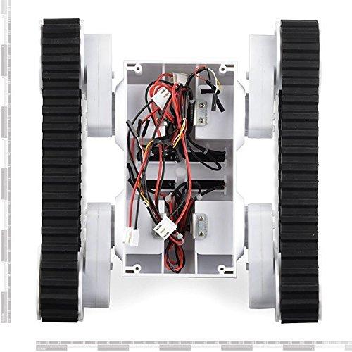 Pololu Gehäuse Gehäuse Gehäuse Rover 5 Dagu mit Encoders 92e014