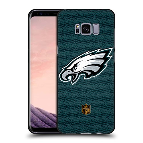 l Philadelphia Eagles Logo Black Soft Gel Case for Samsung Galaxy S8 ()