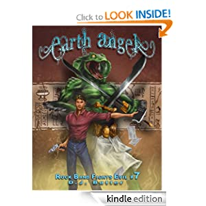 Earth Angel (Rock Band Fights Evil) D.J. Butler and Carter Reid