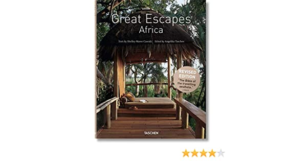 Great Escapes Africa. Updated Edition Jumbo Idioma Inglés: Amazon ...
