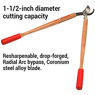 Corona WL 3351 Bypass Lopper, 26-Inch : Hand Loppers : Garden & Outdoor