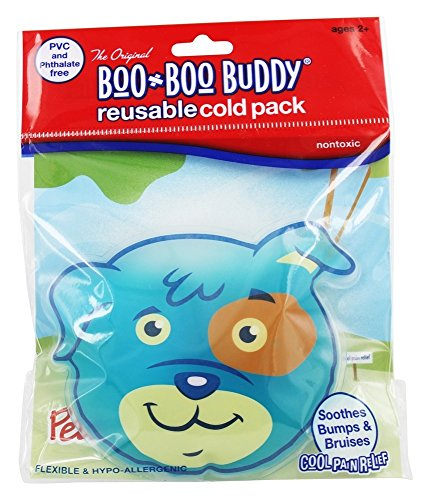 Boo Boo Buddy - Reusable Cold Pack Pet Designs Dog ()