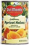 #5: Del Monte Apricot Halves, 15.25 oz