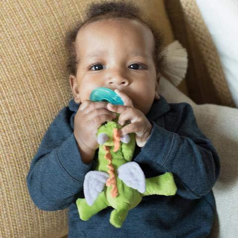 WubbaNub Infant Pacifier - Fairytale Dragon by WubbaNub (Image #4)