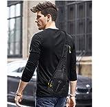 Sling Bag, P.K.VDSL Water Resistant Shoulder