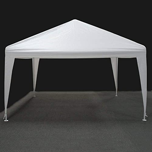 GZAILCANOPY Canopy Tent Pop up Canopy Outdoor Canopy Commercial Instant Shelter 10×10 PVC Coating Khaki