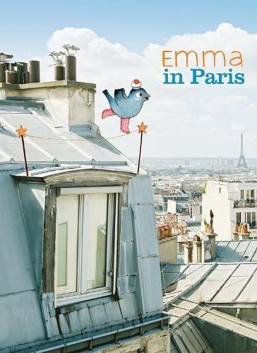 Image of Emma in Paris