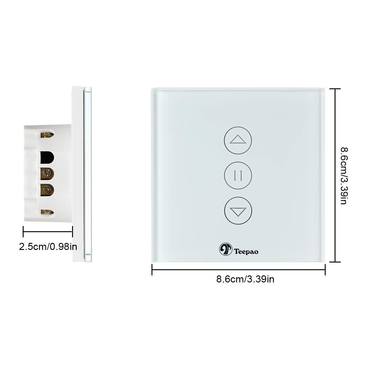 Teepao Smart-Rollladen-Schalter