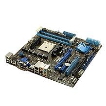 Asus Fm1 AMD A55 Hudson D2 Hdmi Usb 3.0 Micro ATX AMD Motherboard F1A55-M/CSM