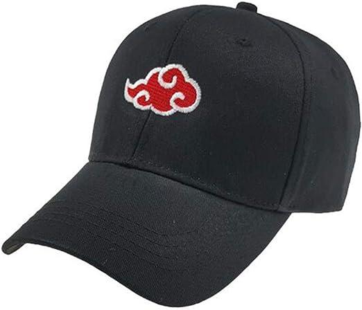 TulipRed Akatsuki Bonnet unisexe avec logo nuage brod/é