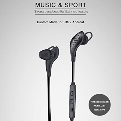 LYMOC M3X Stereo Bluetooth Headset