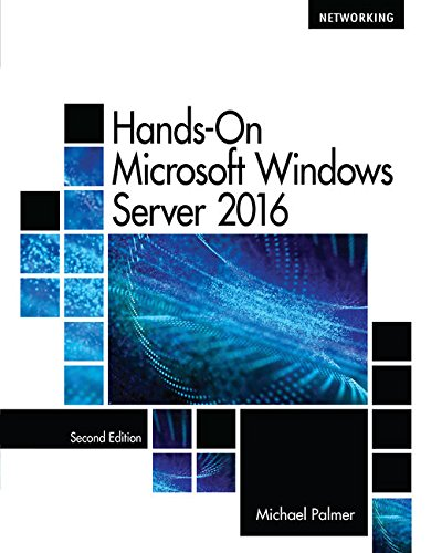 Bundle: Hands-On Microsoft Windows Server 2016, 2nd + MindTap Networking, 1 term (6 months) Printed Access Card for Tomsho's MCSA Guide to Identity with Windows Server 2016, Exam 70-742,  2nd
