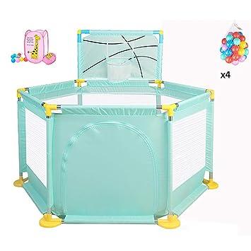 Malla de seguridad para bebés Parque de niños Malla ...