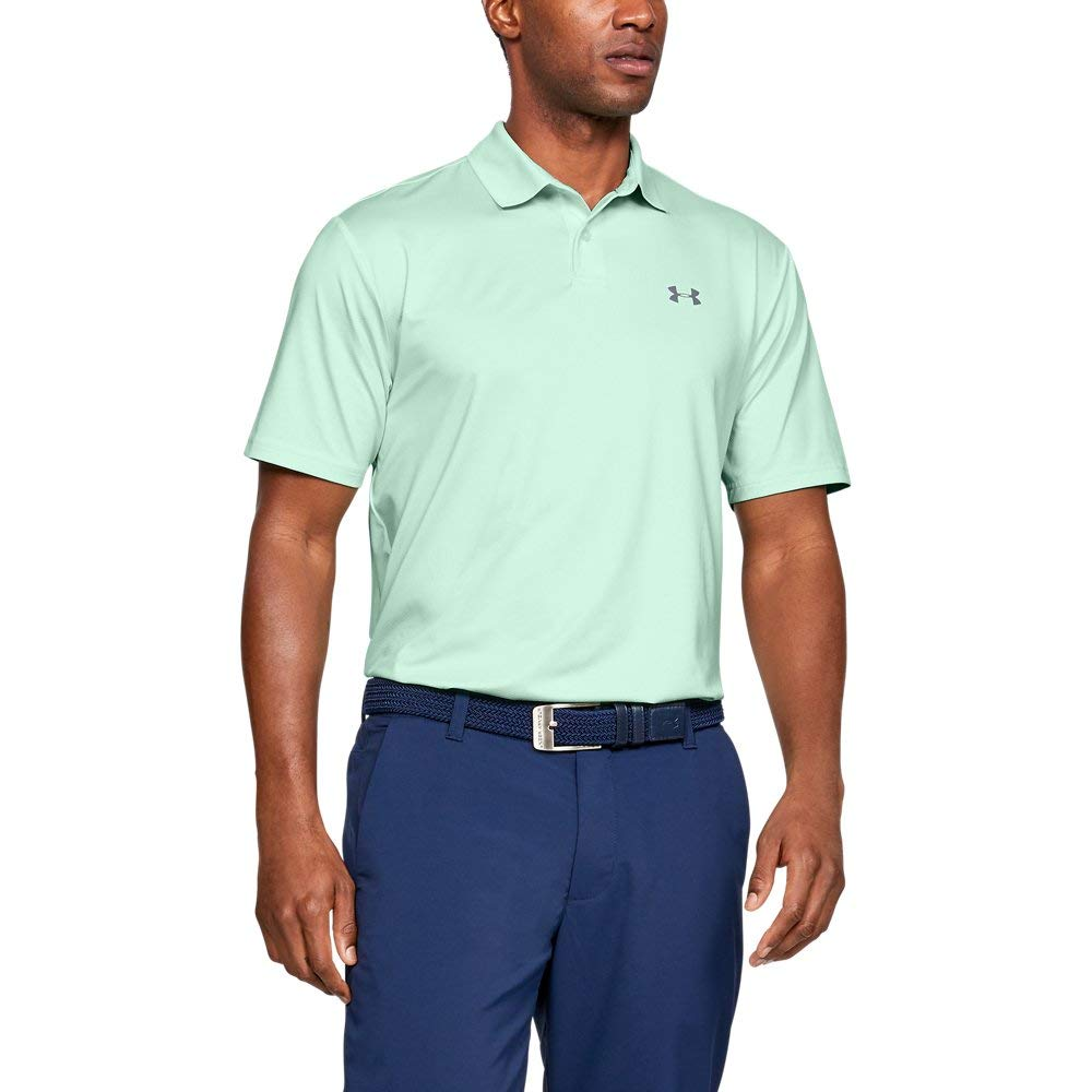 Under Armour Men's Performance Polo 2.0,Green (335) by Under Armour (Image #1)
