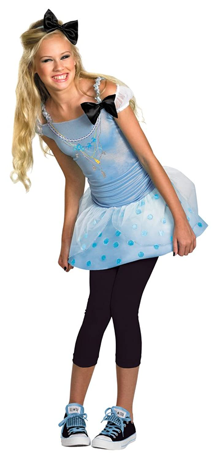 Amazon.com Teen-Costume Cinderella Tween Costume 7-8 Halloween Costume - Teen 7-8 Clothing  sc 1 st  Amazon.com & Amazon.com: Teen-Costume Cinderella Tween Costume 7-8 Halloween ...