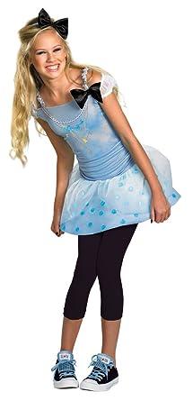 Amazon.com: Disfraz de teen-costume Cinderella Tween 7 – 8 ...