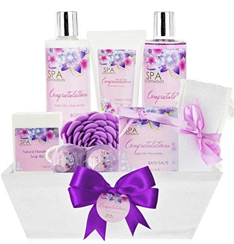 Nurture Me Organics Congratulations Gifts for Women Gift Spa