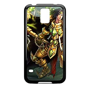 Taric-001 League of Legends LoL case cover Samsung Galxy S4 I9500/I9502 - Plastic Black