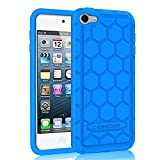 Fintie iPod Touch 6th Generation Case - [Shock Proof] Anti Slip [Honey Comb
