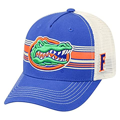 Top of the World Sunrise Florida Gators Adjustable Two-Toned Hat - Florida Gators Baseball Cap