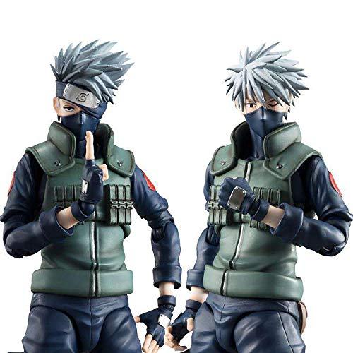 Megahouse Variable Action Heroes Dx: Naruto Shippuden: Hatake Kakashi Action Figure