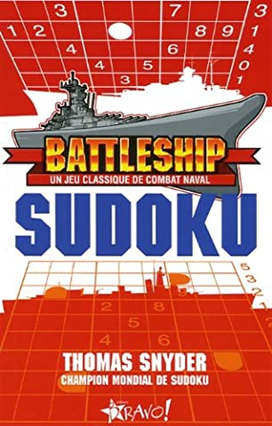 BATTLESHIP - SUDOKU (French Battleships)