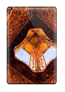 High Quality Eiffel Tower Skin Case Cover Specially Designed For Ipad - Mini 3