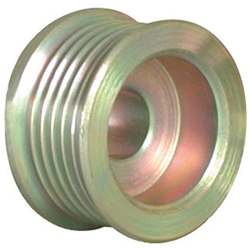 overdrive alternator pulley - 2