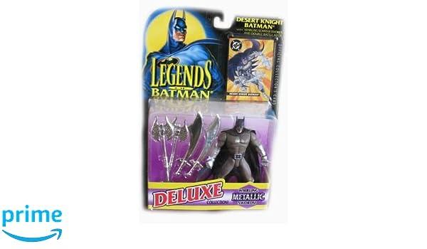 Legends of Batman Deluxe Flightpak Batman Metallic Next Day Free Shipping