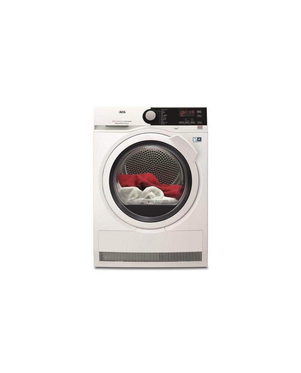 AEG T8DBE841 - Secadora: Amazon.es: Grandes electrodomésticos