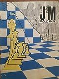 Jaque mate revista de la federacion de ajedrez de cuba.ano VIII,numeros 4 Y 5.abril-mayo de 1971.chess