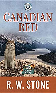 Book Cover: Canadian Red