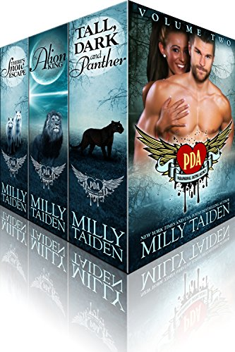 Paranormal Dating Agency Volume 2 (BBW Paranormal Shape Shifter Romance) (Aurora Shape)