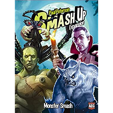 Smash Up Monster Smash Game  Expansion