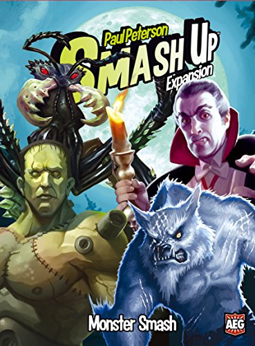 Smash Up: Monster Smash]()