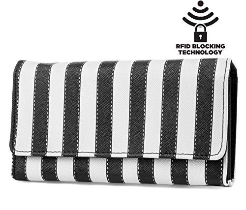 Mundi Master Blocking Checkbook Organizer product image