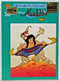 Aladdin Giant Color Activity Book, Golden Books Staff, 0307033368