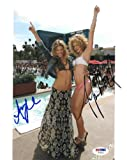 Anna Lynne & Angel McCord Signed Authentic Autographed 8x10 Photo (PSA/DNA) #V90211