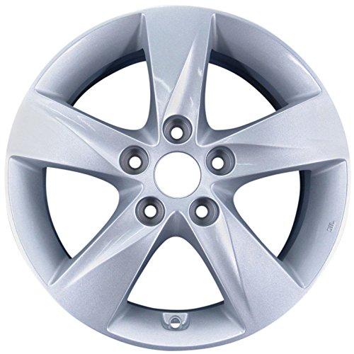 """Hyundai Elantra Tire Size: 16"""" X 6.5"""" Hyundai Elantra Replacement Alloy Wheel Rim"""