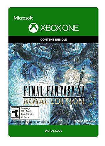 Final Fantasy Xv: Royal Edition - Xbox One [Digital Code] by Square Enix Limited