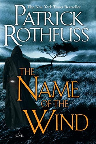 Book cover from The Name of the Wind (Kingkiller Chronicles, Day 1) by Patrick Rothfuss (2007-03-27)by Patrick Rothfuss