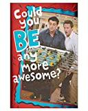 American Greetings Funny Pop Up Birthday Card (Friends, Joey and Chandler)