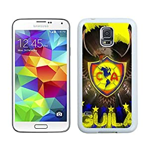 Customized Portfolio USA Soccer 22 Unique Custom White Case For Samsung Galaxy S5 Case