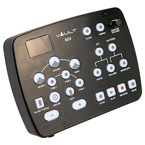 Vault ED-5 4-Piece Electronic Drum Kit by Vault (Image #2)