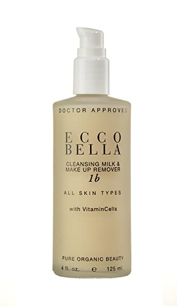 Ecco Bella Cleansing Milk And Make Up Remover With Azulene - 4 Oz Anti Cellulite Cream, Firming Resculpting Gel Exclusive Deep Termo Treatment. Anacis - 5.07 Oz